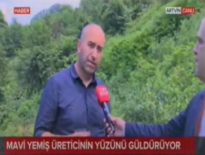 TRT Haber Röportajı